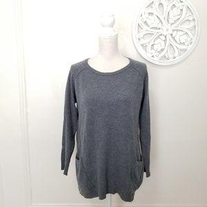 Aqua cashmere size S sweater 100%cashmere